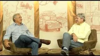 Papo Geraes com Carlos Roberto Sabbag