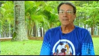 Homenagem ao goleiro Renato