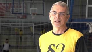 """Praia Clube: 80x Paixão"" – Programa 5: Novo ginásio e o futuro do Praia (Ed. 489)"