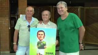 Racha dos Velhos Malandros: homenagem para Guegué