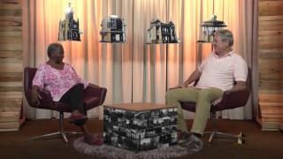 Papo Geraes com Dona Ormezinda