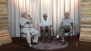Encontro de velhos aviadores