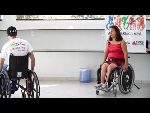 Dança sobre rodas