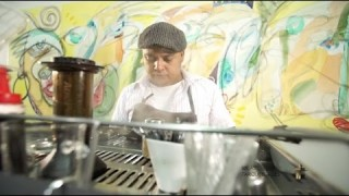 Marcelo Babinsky e a arte do café