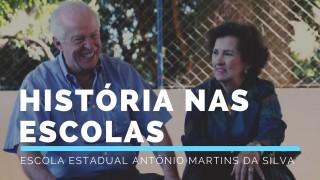 E.E. Antônio Martins Da Silva, em História Nas Escolas