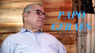 Humberto Gláucio Jardim, em Papo Geraes (parte 1)