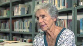 Martha Pannuzio conta histórias de sua vida e Paulo Petri conta do papel da CTBC na inalguração do Estádio do Parque Sabiá