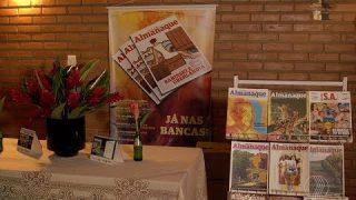 Cobertura do Lançamento do Almanaque Uberlândia de Ontem & Sempre