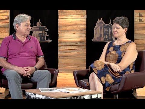 Celso Machado em Prosa Mansa com Adriana Sousa