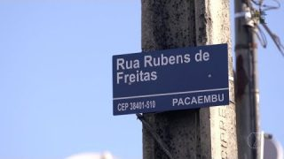 Rua. Rubens de Freitas // Radialista Alfredinho