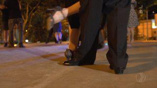 Tango na Praça // Lisias e banda