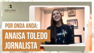 Por onde anda a jornalista Anaisa Toledo? Ela contou pra gente, venha descobrir!