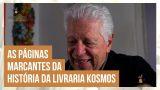 A marcante história da Livraria Kosmos em Uberlândia