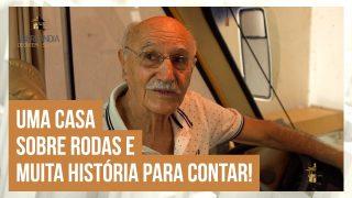 Oswaldo Moya e seu motorhome