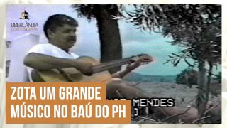 Luiz Otávio Mendes no Baú do PH