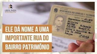 Memória nas Ruas: quem foi Francisco Vicente Ferreira?