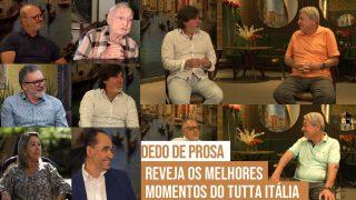 Dedo de Prosa: Reveja os melhores momentos do Prosa Mansa