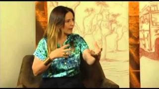 Papo Geraes com Mônica Cunha