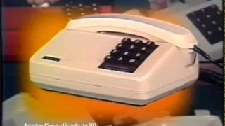 História da Telefonia através das Propagandas