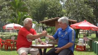 Wilfredo Júnior e Chicão em Chutes e Pontapés