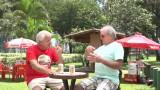 Vildredo Silva e Ramiro Pedrosa em Chutes e Pontapés