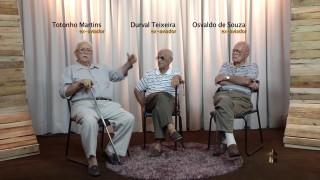 Causos da Aviação: Antônio Martins, Durval Teixeira e Osvaldo de Souza