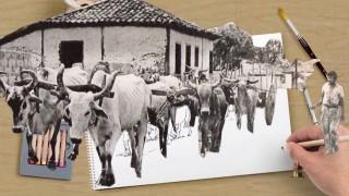 Linha do tempo de Uberlândia: as antigas estradas