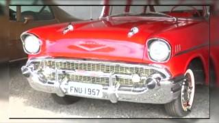 Paixão por carros antigos