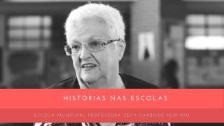E.M. Professora Cecy Cardoso Porfírio, em Histórias Nas Escolas