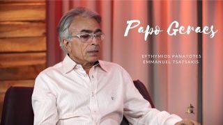 Panayotes, em Papo Geraes (Parte 1)
