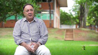 Professor José Carlos e sua paixão por ensinar