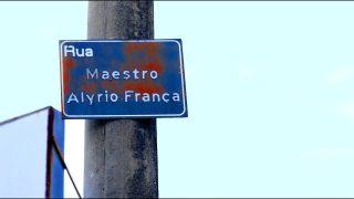 Memória das Ruas – Maestro Alyrio França