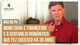 Paulo Henrique abre seu baú e relembra o sucesso da dupla sertaneja Monetário e Financeiro