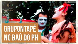 Baú do PH: Conheça e relembre a história do Grupo Pontapé