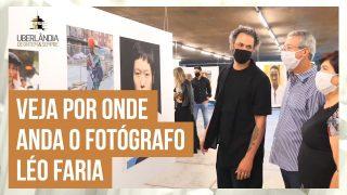 Sucesso da fotografia: Por onde anda Léo Faria?