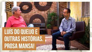 Prosa Mansa com o Luís, da Banca do Luís, do Mercado Municipal de Uberlândia.