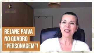 Rejane Paiva leva arte, cultura e sua história em Uberlândia pelo mundo!