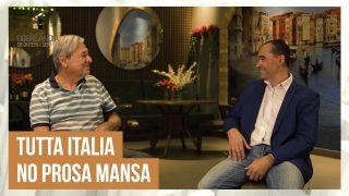 Rogerio Crosara e o sucesso da cultura italiana em Uberlândia.